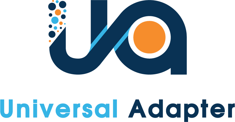 Colored Logo | Universal Adapter